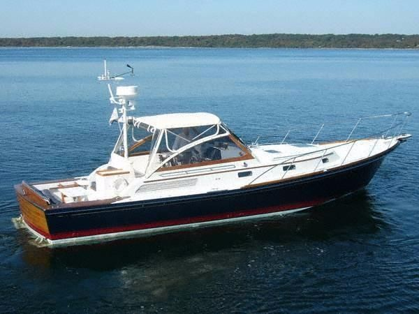 1995 Little Harbor Express 40