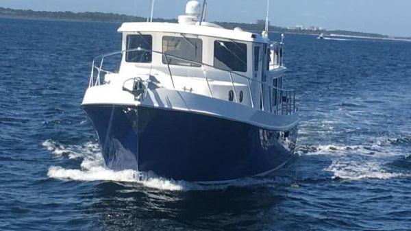 American Tug 41 Pilothouse Tug Trawler