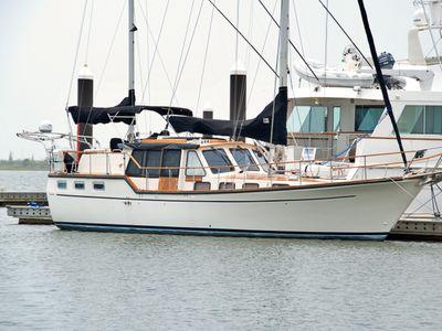 1985 Nauticat<span>44 Motorsailer</span>