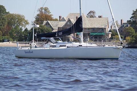 1995 J Boats J/120 J120 J-120 J 120