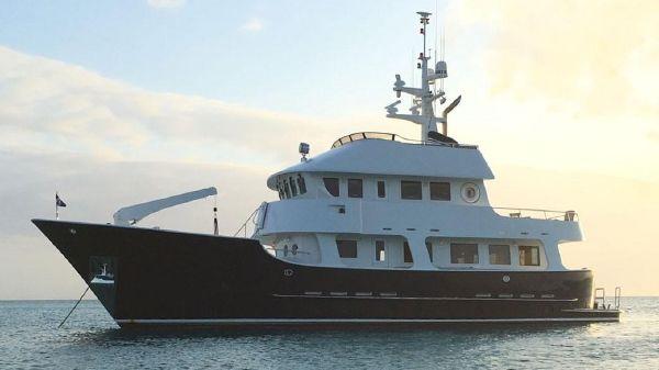 Molokai Strait 75' 75' Molokai Strait Expedition Motor Yacht HERCULES