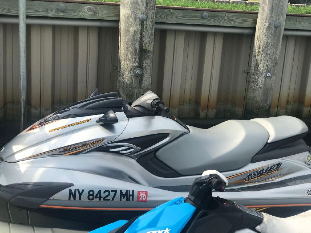 2011 Yamaha WaveRunner FZS Hampton Bays, New York - Mariner's Cove