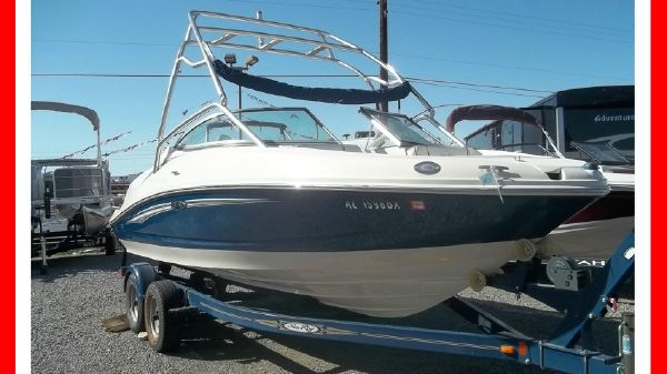 Sea Ray 21' Open bow