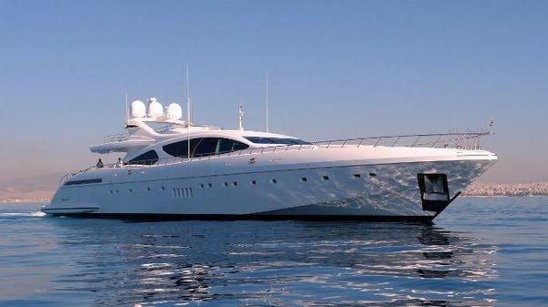 Overmarine Mangusta 165