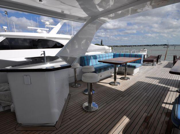 2001 Custom Luxury Motor Yacht Sell BoatsalesListing