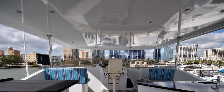 2001 Custom Luxury Motor Yacht Sell Brokerage