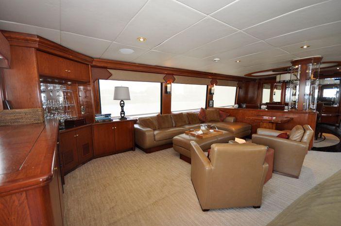 2001 Custom Luxury Motor Yacht Broker BoatsalesListing