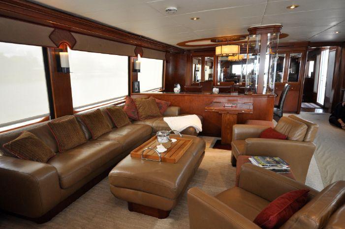 2001 Custom Luxury Motor Yacht Broker Brokerage