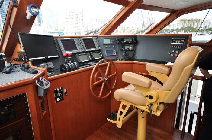 2001 Custom Luxury Motor Yacht Broker Sell