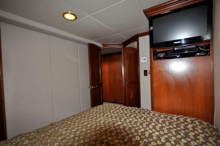 2001 Custom Luxury Motor Yacht BoatsalesListing Brokerage