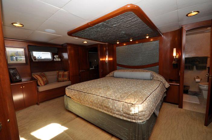 2001 Custom Luxury Motor Yacht Brokerage Rhode Island