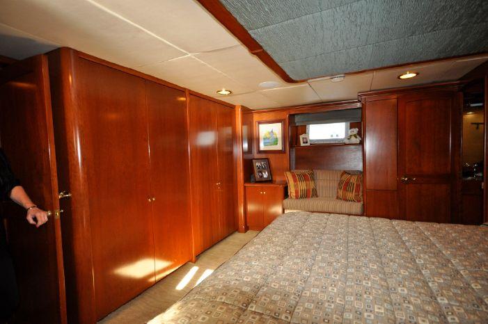 2001 Custom Luxury Motor Yacht Brokerage Maine