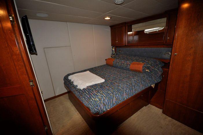 2001 Custom Luxury Motor Yacht BoatsalesListing Broker