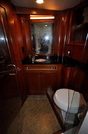2001 Custom Luxury Motor Yacht BoatsalesListing Rhode Island