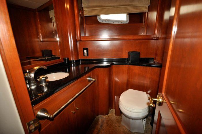 2001 Custom Luxury Motor Yacht BoatsalesListing Massachusetts