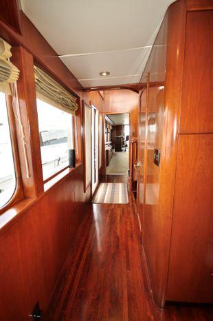 2001 Custom Luxury Motor Yacht Buy BoatsalesListing