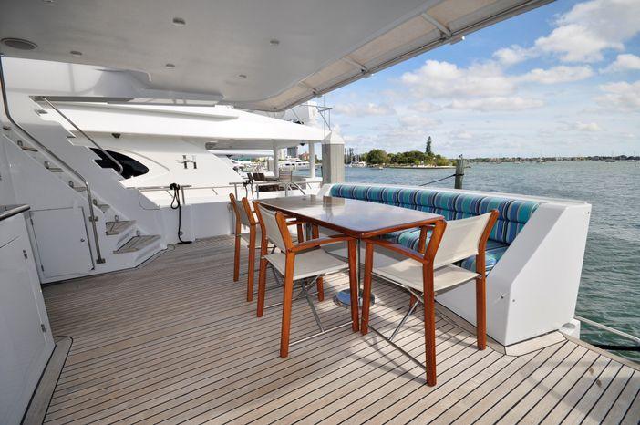 2001 Custom Luxury Motor Yacht Buy Purchase