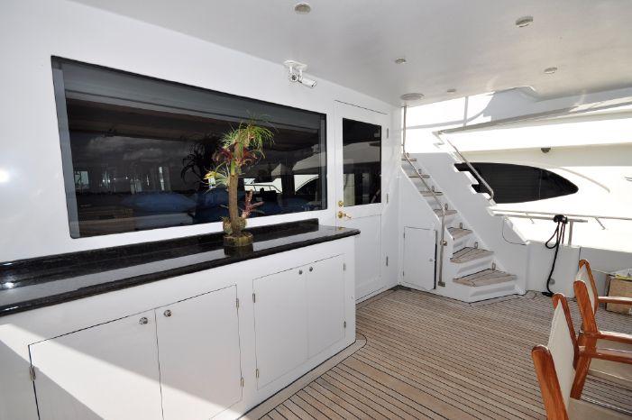 2001 Custom Luxury Motor Yacht Buy Buy