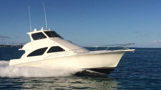2004 Ocean Yachts Odyssey 57