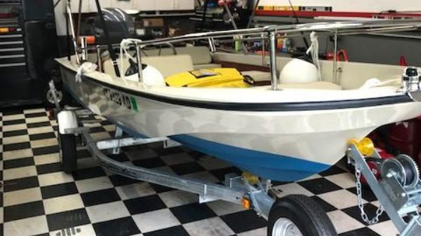 Boston Whaler 15 Super Sport