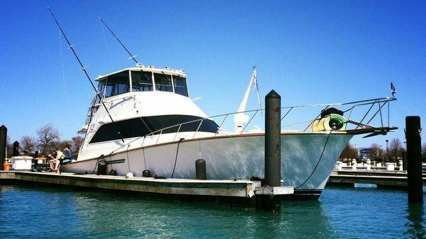 Ocean Yachts 55