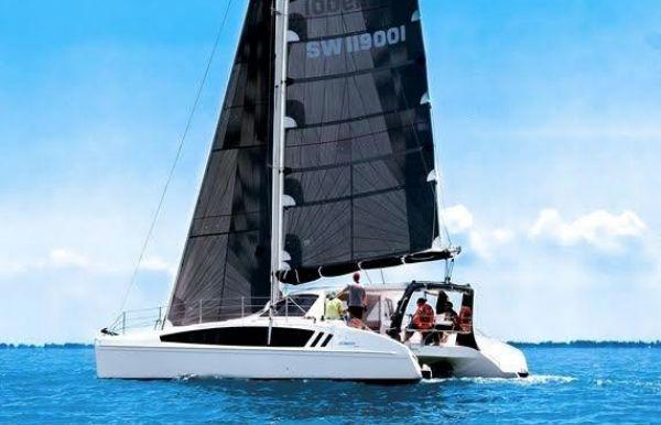 2017 Seawind 1190 Sport