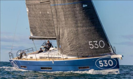 Dufour 530 Grand Large image
