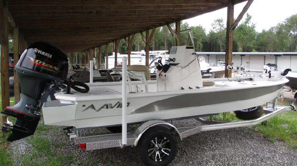 Avid Boats 19 FS