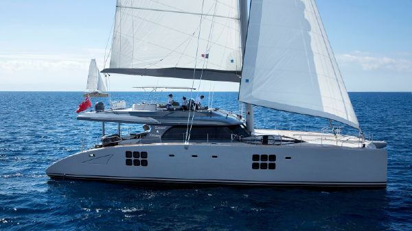 sunreef catamarans 70 SAIL