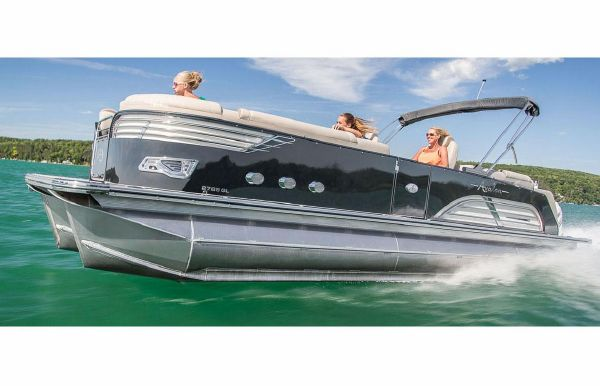 2018 Avalon Ambassador Quad Lounge - 27'