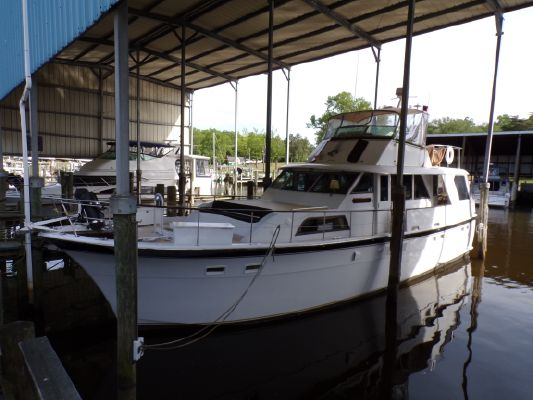 Hatteras 53 Motor Yacht - main image