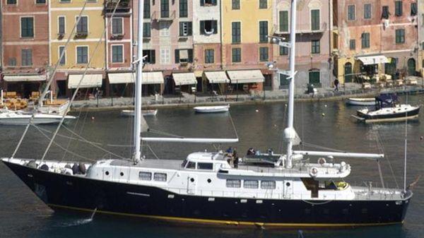 Codecasa 35 m Sailing Explorer