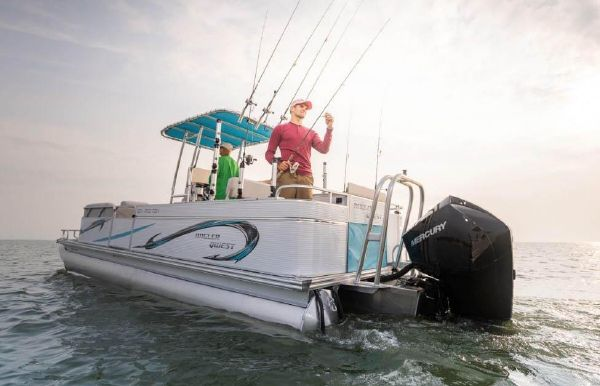 2020 Angler Qwest 822 Pro Fish