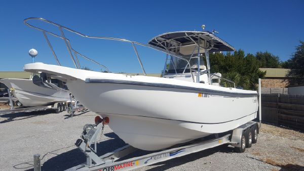 Boston Whaler 260 Outrage