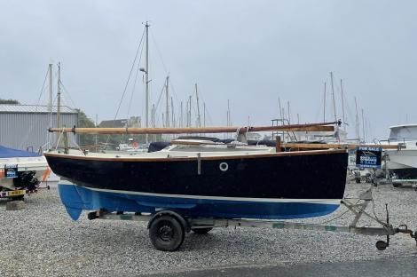 Custom Cornish Shrimper 19 Mk 1