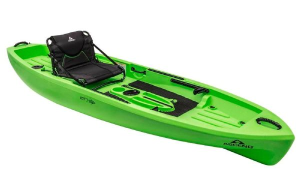 2017 Ascend 10T Sit-On-Top (Lime)