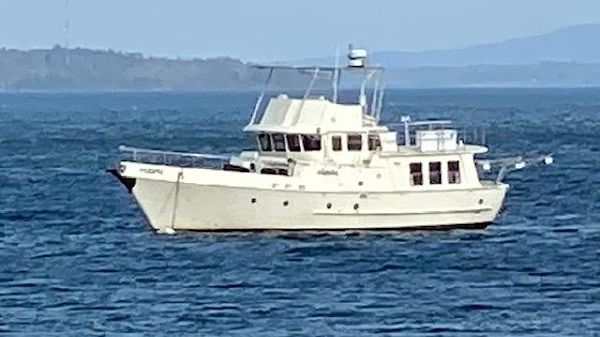 Nordhavn 46 Pilothouse Trawler With Flybridge