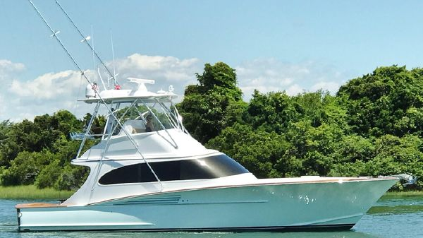 Winter Custom Yachts Sportfish