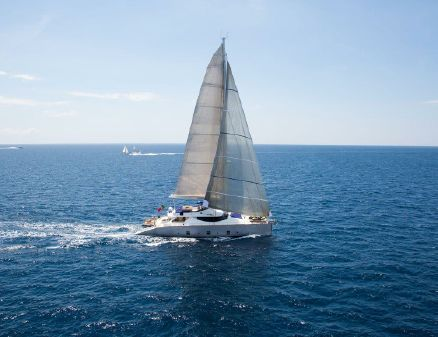 Custom Catamaran Cuneo Marine 106 image