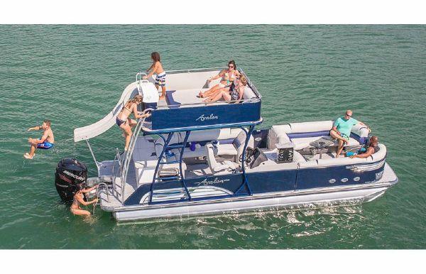 2019 Avalon Ambassador Cruise Funship - 27'