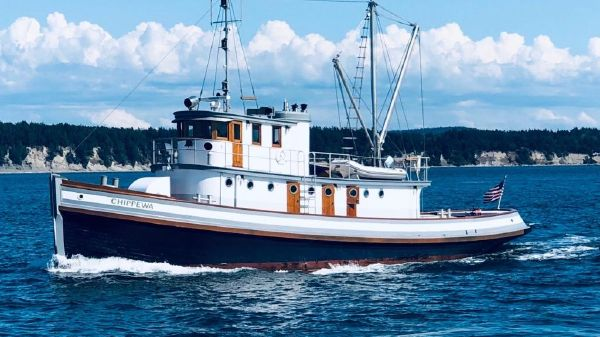 Tugboat Coolidge/Monk 85