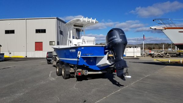 Steiger Craft 21 Buzzards Bay image