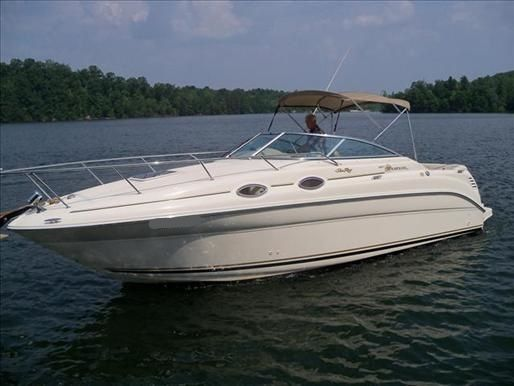 2001 Sea Ray 260 Sundancer Essex, Maryland - Baltimore