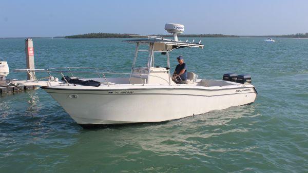 Grady-White 263 Chase CC Twin Yamaha 250 hp