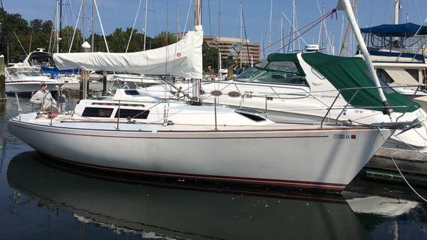 Carroll Marine Frers 33 Silvergirl