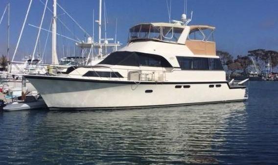 Ocean Yachts Custom Motoryacht