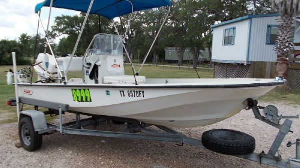 Boston Whaler 15ft