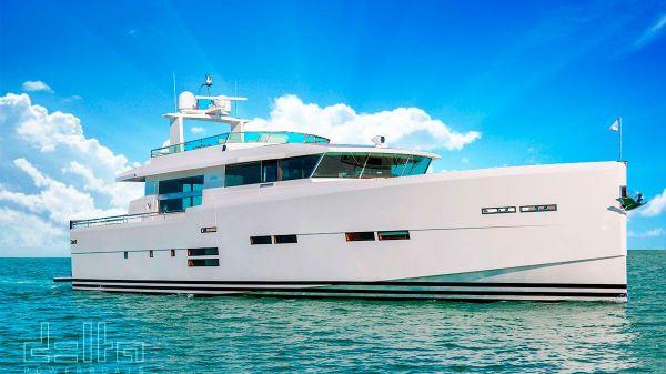 Delta Powerboats C88 Carbon