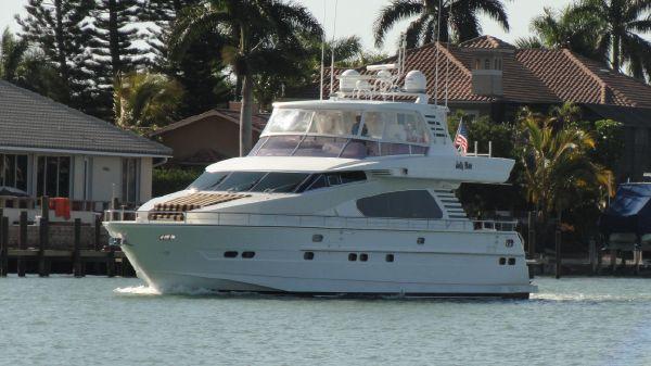 Horizon 70 Motoryacht