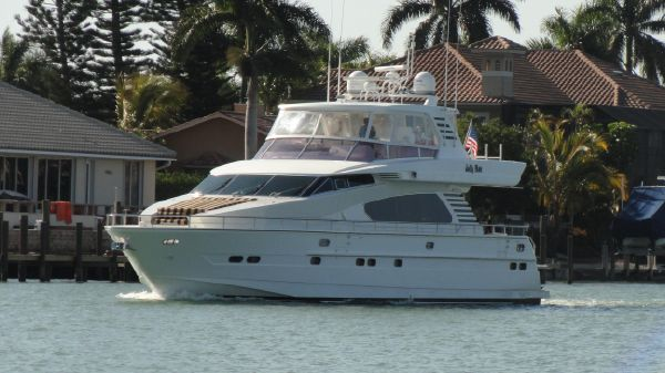 Horizon 70 Motoryacht Profile